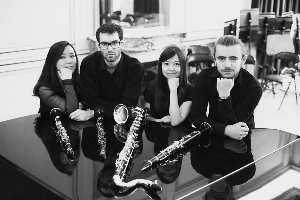 Quatuor de clarinettes Neptune